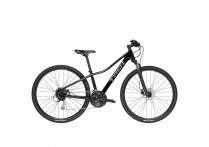 Велосипед Trek'19 Ds 3 Wsd S Trek Black HBR 700C