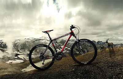 Габаритные характеристики велосипеда