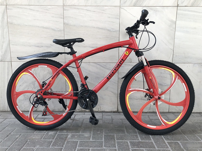 Велосипеды на дисках